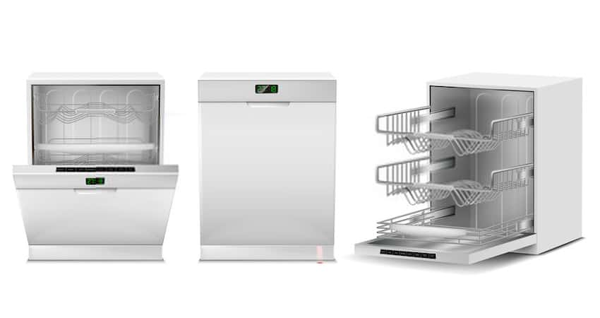5 Best Tiny Dishwashers for Tiny Houses in 2021