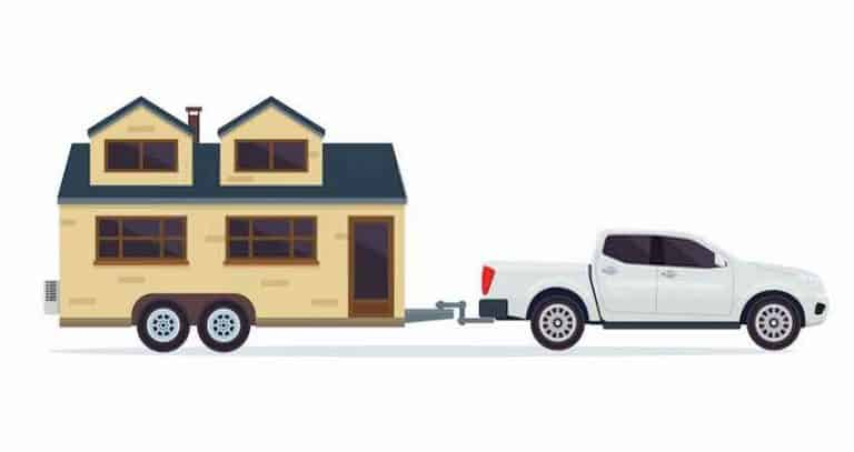 What is the Average Weight of a Tiny House on Wheels