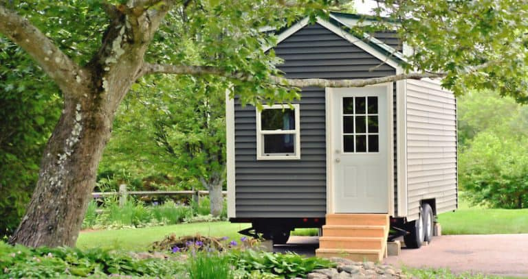 How to Park Your Tiny House On Wheels