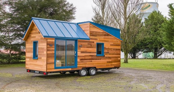 Tiny House on Wheels: Interior Dimensions