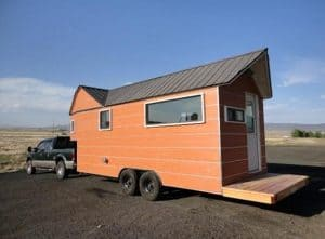 Tiny house challenges with Road Limit