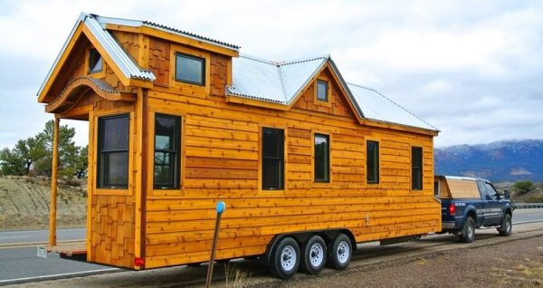 Road Limits for Tiny Houses on Trailers and Wheels
