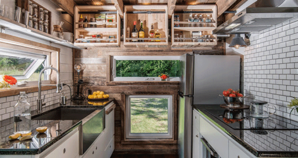 7 Ideal Choices of Kitchen Island for Your Tiny House