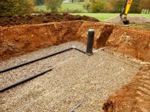 Make sure the septic system work properly