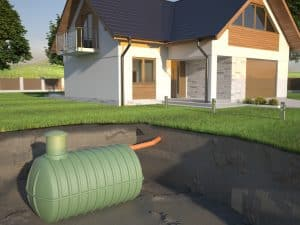 Tiny House Septic System