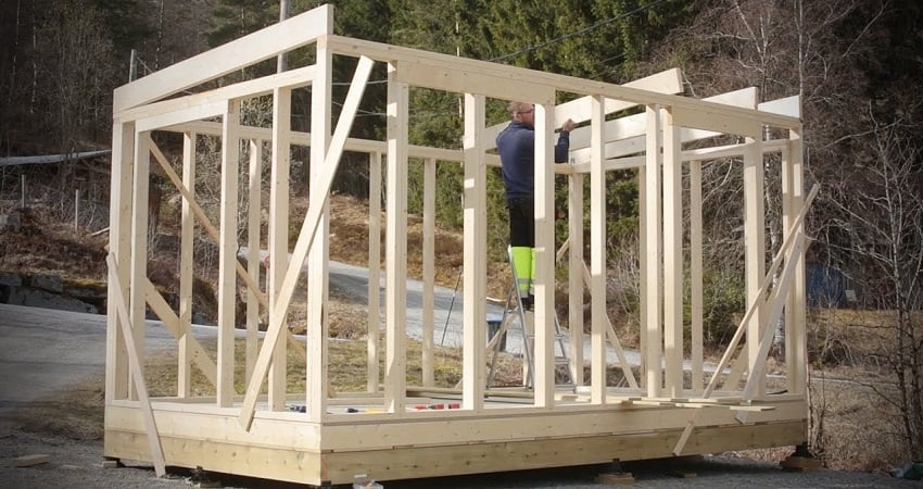 Tiny House Framing 101: Everything You Need to Know