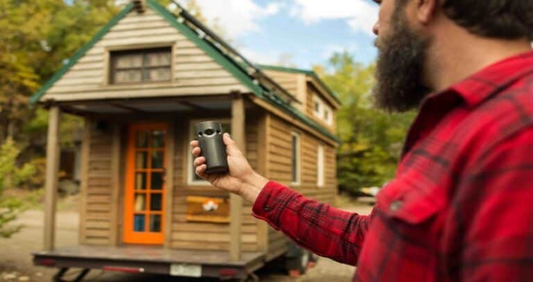 Tiny House Home Security