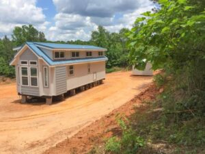Cost of the tiny house