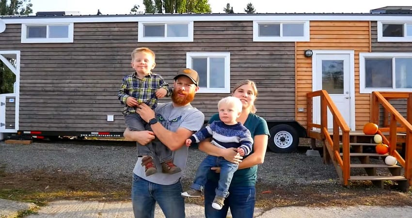 Tiny House for Families: Floor Plans and Design Ideas in 2021
